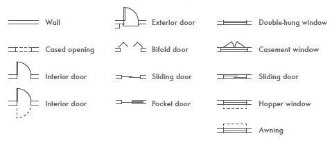 floor-plan-symbols